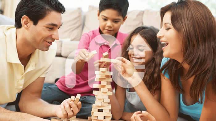 ailece oynanan oyunlar