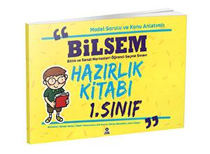 BİLSEM 1.Sınıf hazırlık kitabı