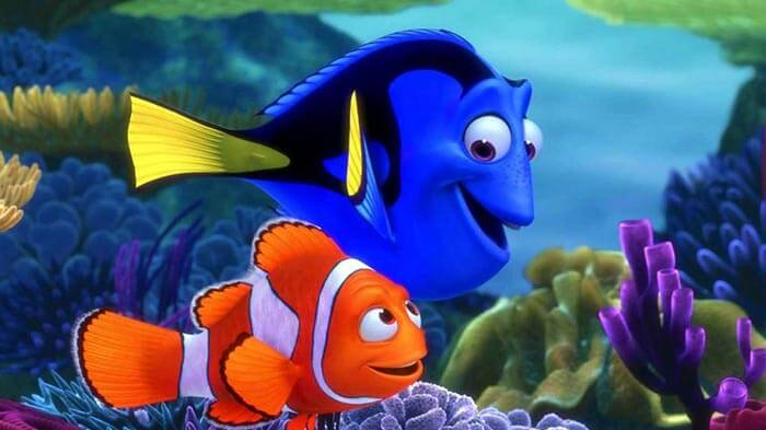 Kayıp Balık Nemo Çocuk Animasyon