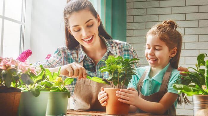 doğa evimizde çocuk etkinliği