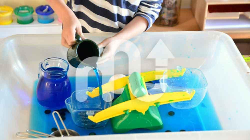 Montessori çocuk etkinlikleri