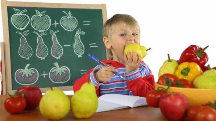 meyvelerle matematik etkinliği