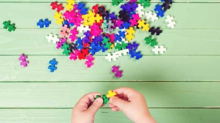 4 yaş çocuklar için puzzle