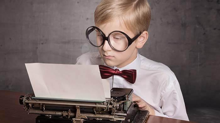 Yazar Çocuk