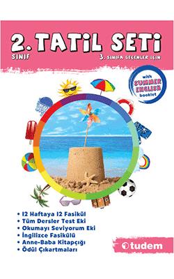 2.sınıf tatil kitabı