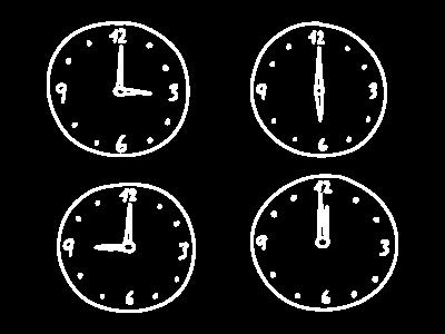 4. Sınıf saat etkinliği